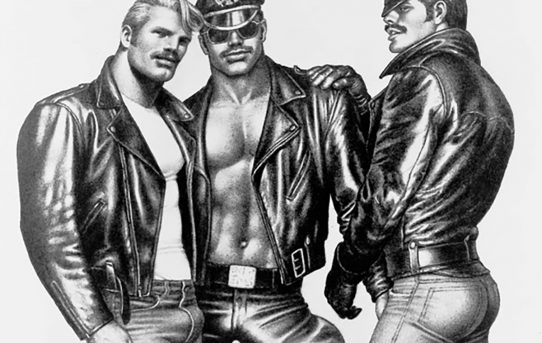 TOM OF FINLAND: UN ÍCONO DEL MUNDO LEATHER