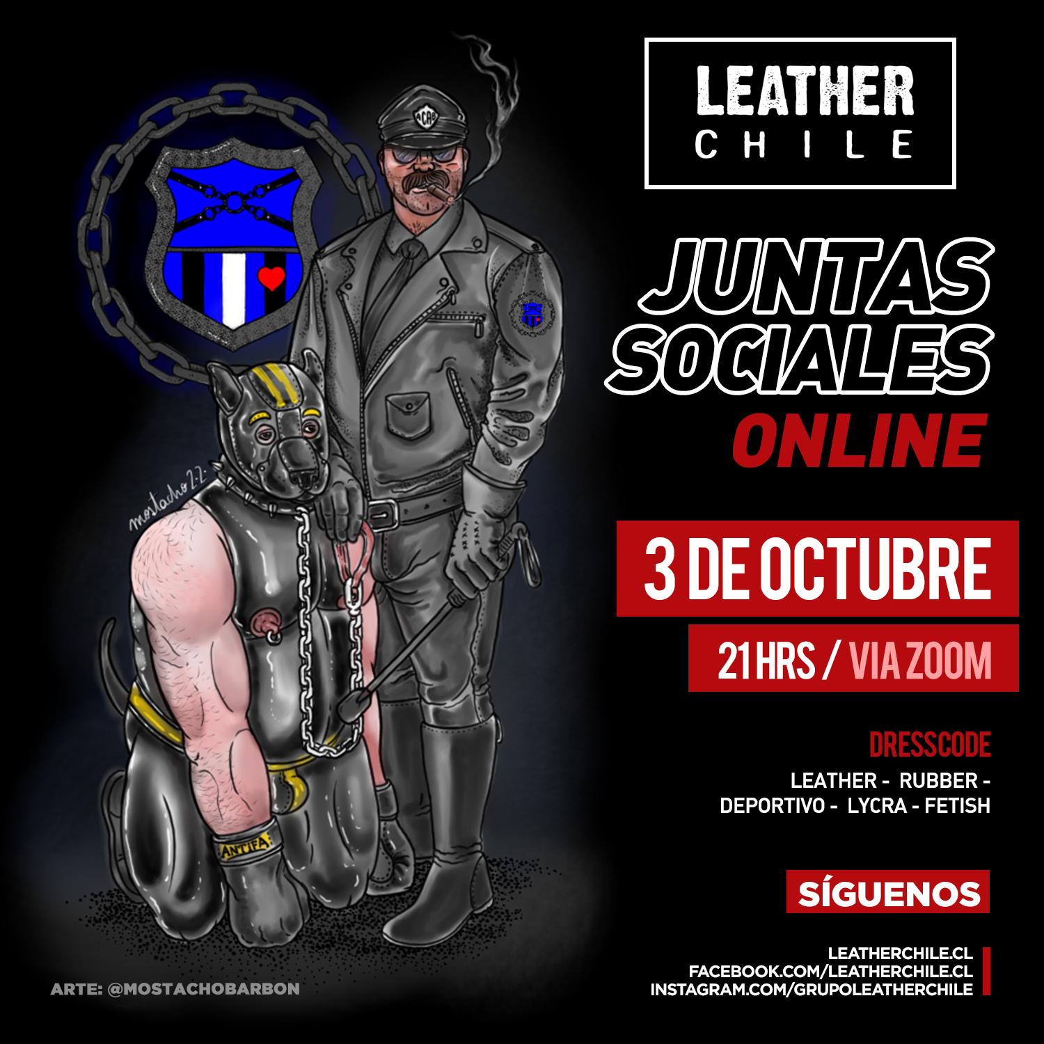 Leather Chile